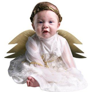 Cute Baby Girl Infant Angel Halloween Costume (6 18 Months) Clothing