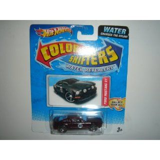 2011 Hot Wheels Color Shifters Water Revealers Ford