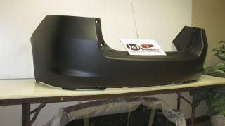 Honda Insight Rear Bumper Cover 10 Primed
