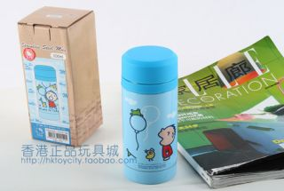 Japan Minna No Tabo 200 ml Stainless Steel Vacuum Mug 111101