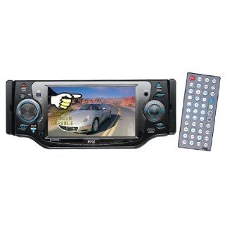 PYLE PLD45MU 4.5 TFT Touch Screen Monitor w/DVD/VCD/USB