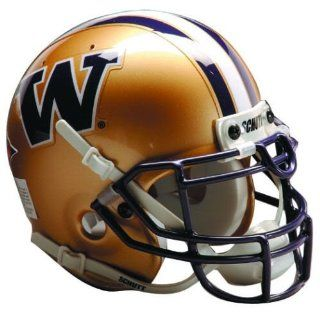 WASHINGTON HUSKIES OFFICIAL FULL SIZE SCHUTT FOOTBALL
