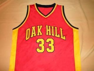Kevin Durant Oak Hill High School Jersey Red New Any Size Haj