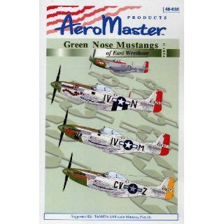 P 51 Green Nose Mustangs, Part 2 359th Fighter Group (1