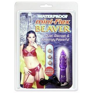 Waterproof Mini Flex Beaver vibrator Health & Personal