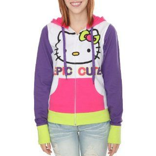 Hello Kitty Epic Cute Womens Hoodie Plus Size Size  XX