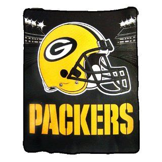 Green Bay Packers Micro Rascel NFL Throw (Stadium Series