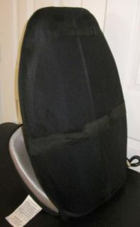 Homedics SBM 300 Therapist Select Back Massage Cushion Chair Rolling