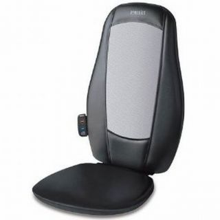 Homedics Shiatsu Massage Cushion Massager Heat Kneading