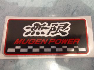 New Honda Acura Integra Civic Accord Type R B16A B18C K20A Mugen Power