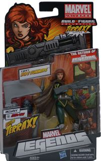 Marvel Legends x Mens Hope Summers Terrax