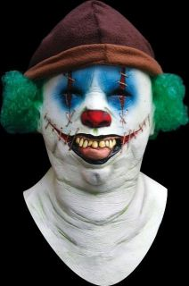 Vago Killer Clown Halloween Mask Prop Horror