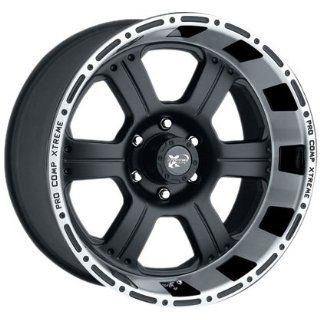 Pro Comp Alloys Series 7289 Flat Black Wheel (17x8/6x5.5)