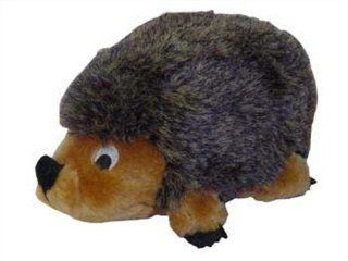 Kyjen Plush Puppies Hedgehog Dog Toy, Deluxe