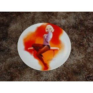 Marilyn Monroe My Heart Belongs to Daddy Collector Plate
