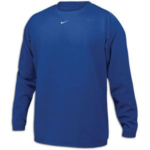 Nike Team Tech Fleece Crew   Mens   For All Sports   Clothing   Royal