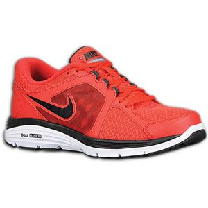 Nike Dual Fusion Run   Mens   Running   Shoes   University Red/White