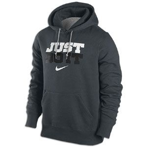 Nike Classic Fleece JDI Pull Over Hoodie   Mens   Casual   Clothing
