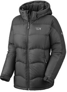 Mountain Hardwear Womens Hunker Down Parka Black Large