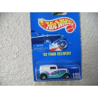 Ford Delivery 1995 All Blue Card #135 /7 Spoke Wheels