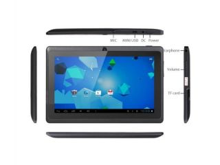 New 7 Capacitive Multi Touch Android 4 0 All Winner A13 Tablet PC