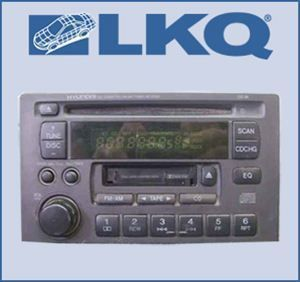 01 02 03 Hyundai XG300 XG350 Single Disc CD Cassette Player Radio