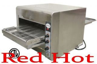 New Conveyor Commercial Countertop Pizza Baking Oven