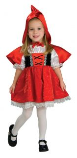 Red Riding Hood Toddler Costume Fairytale Halloween Costumes