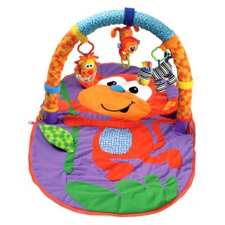 Infantino Travel Gym Activity Center Play Product Baby Toys Mat New
