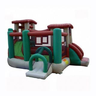Clubhouse Climber Inflatable Bounce House