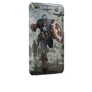 Case Mate iPod Touch 4G Barely There Case Captain America Shield