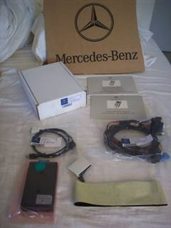 Mercedes Benz iPod Integration Kit for 2010 C and GLK