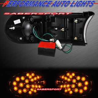 Toyota FJ Cruiser LED Corner Signal Lights Plug Play