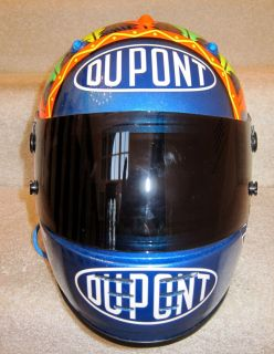 Jeff Gordon NASCAR Arai Race Helmet