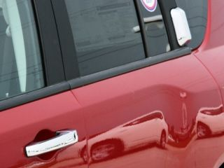 Jeep Compass 2007 2012 Chrome Door Handle Covers Mopar