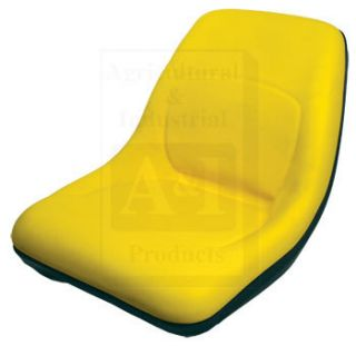 John Deere Compact Tractor Riding Mower Seat