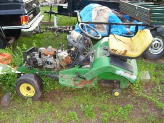 John Deere GX345 Lawnmower lawn tractor riding mower GX 345 PARTS ONLY