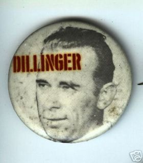 Old Pocket Mirror John Dillinger
