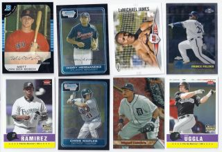 Huge Sports Card Collection Lot Auto Patch Jersey Justin Morneau Johnny Bench