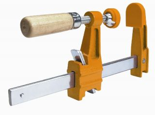 1 set of four 4 3704 Jorgensen Light Duty Adjustable Steel Bar Clamp woodworker