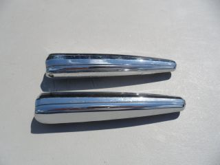 1950 Ford Deluxe Trunk Hinges