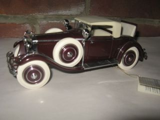 Franklin Mint 1 24 Scale 1925 Hispano Suiza Kellner