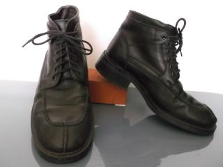 Kenneth Cole Reaction Chukka Ankle Dress Boot Oxfords Mens Sz 10 D