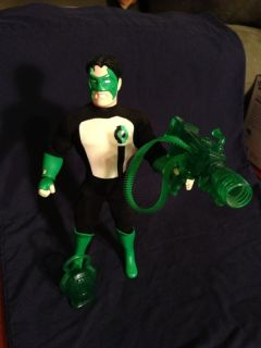 DC JLA 12 Green Lantern Kyle Rayner Action Figure Doll by Hasbro 1998