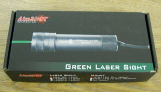 Aimshot New Green Laser with MT 61167 Mount Kit KT81067