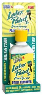 Motsenbockers Lift Off 5 Latex Paint Remover Qty 2 Bottles