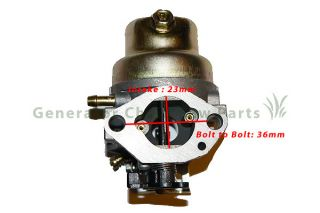 GCV160 Engine Motor Generator Lawn Mower Carburetor Carb Parts