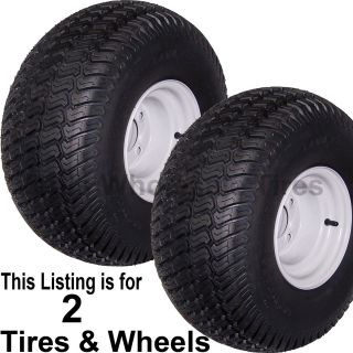 Tires Wheels Rims Garden Tractor Zero Turn Riding Lawn Mower