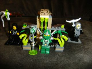 Lego Ninjago Green Ninja w Lloyd and Much More L K