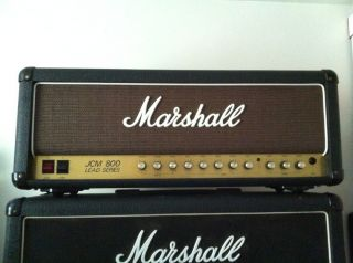 Marshall JCM 800 Lead Series 2210 100W Amp Head Super Clean